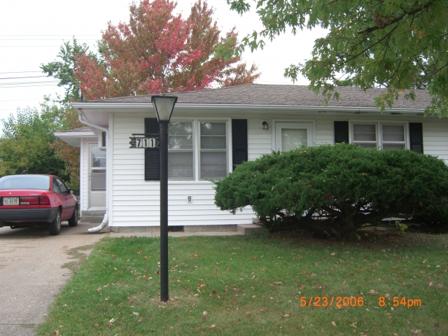 Real Estate - Kirksville - Front view
