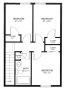 Real Estate -  2105 S. Franklin, Kirksville, Missouri - Floor plan upstairs