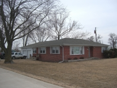 Real Estate -  2903 N. Balitmore, Kirksville, Missouri -