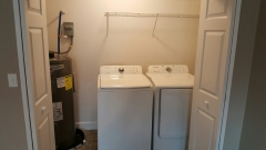 Real Estate - 301 N. Florence, Kirksville, Missouri - Washer Dryer