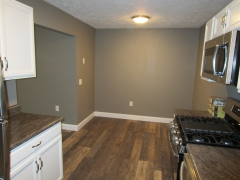 Real Estate -  2112 S. Marion St., Kirksville, Missouri - Kitchen and Dining Area