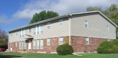 Real Estate -  2112 S. Marion St., Kirksville, Missouri - Vista Heights Apartments